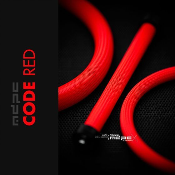 mdpc-x-big-cable-sleeving-code-red-1-foot-0440mp010709on