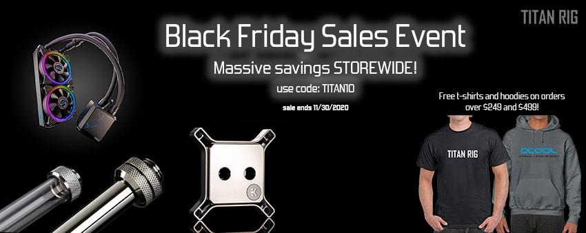 TITAN RIG Holiday Sale!