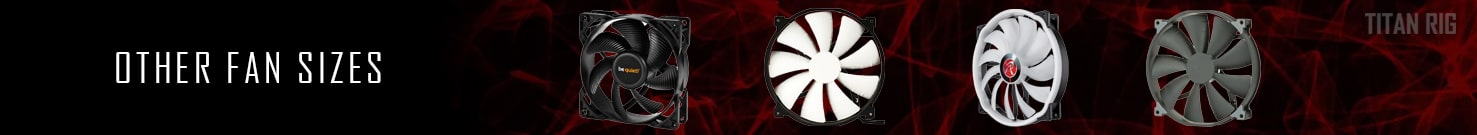 PC Fans, Case Fans, PC Cooling