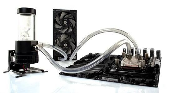 EKWB Performance Series PC water cooling kit